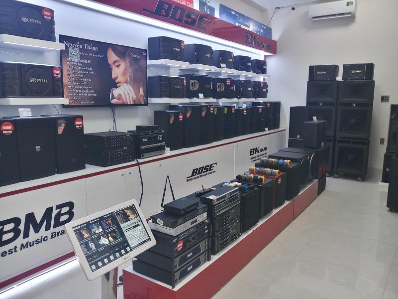 Khai trương showroom âm thanh thứ 10 Bảo Châu Elec