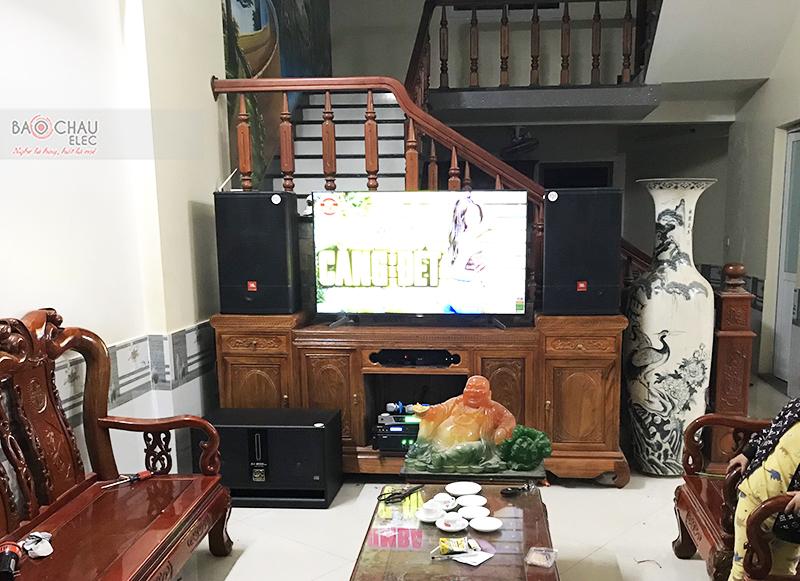 Dàn karaoke gia đình anh Thanh h5
