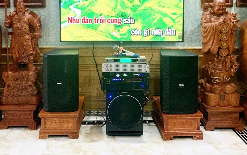 dàn karaoke anh Hào tại Bắc Ninh