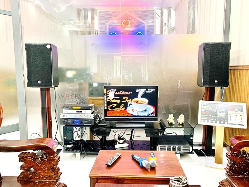 Dàn karaoke cao cấp gia đình chú Minh ở Tam Hiệp h4