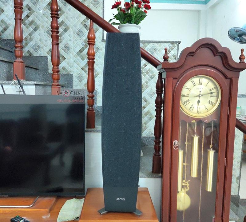 dàn nghe nhạc cho gia đình anh Nga ở Thuận An h2