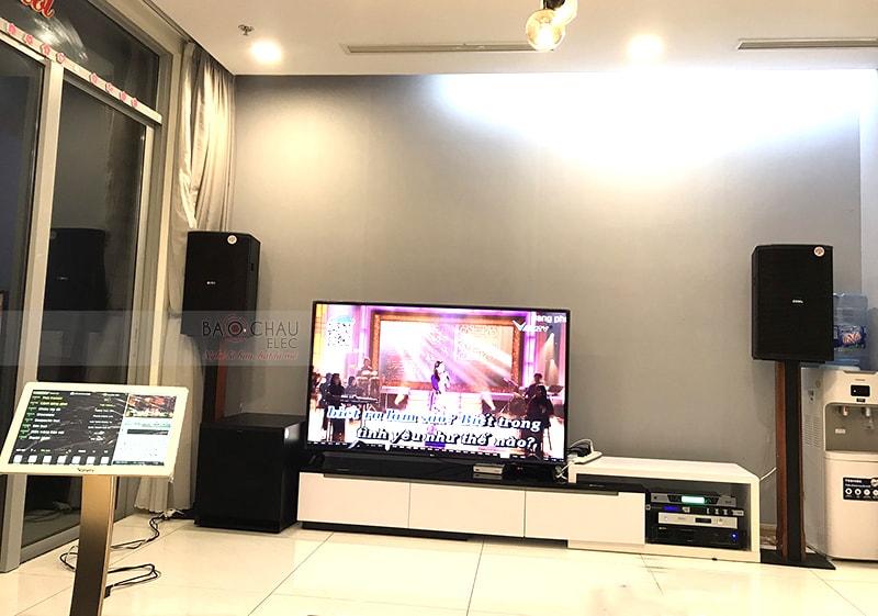 Dàn karaoke gia đình chị Lợi ở Quận Bình Thạnh h3