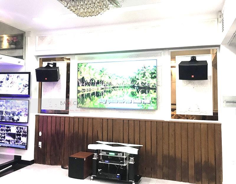 Dàn karaoke gia đình anh Hòa ở Quận 7 h5