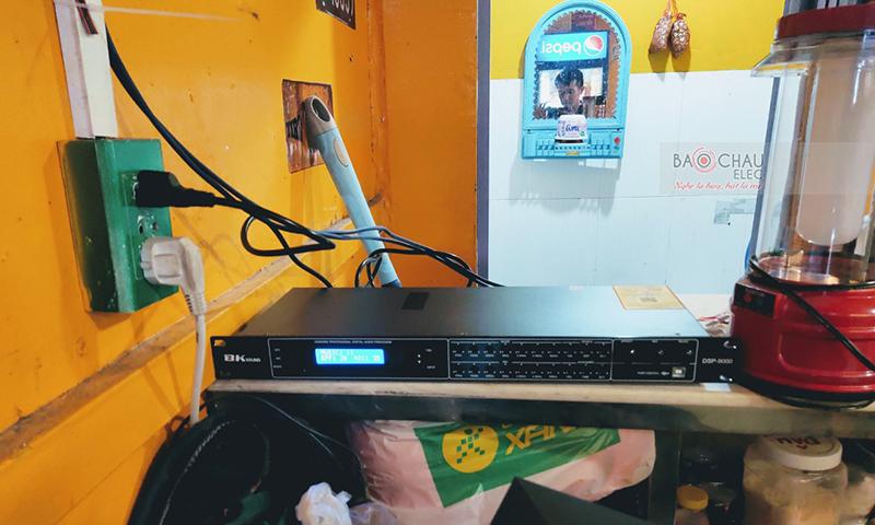 hệ thống âm thanh Quán mini pub của anh Hồ h2