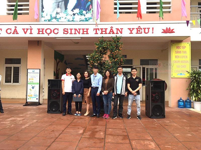 Bảo Châu Elec Hà Nội cung cấp loa sân khấu chính hàng, giá rẻ nhất Việt Nam
