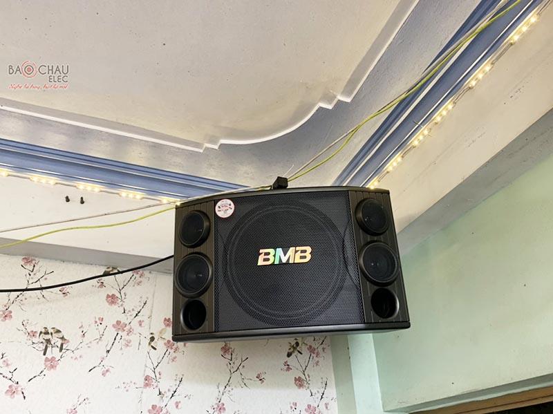 Dàn karaoke gia đình anh Hưng h2