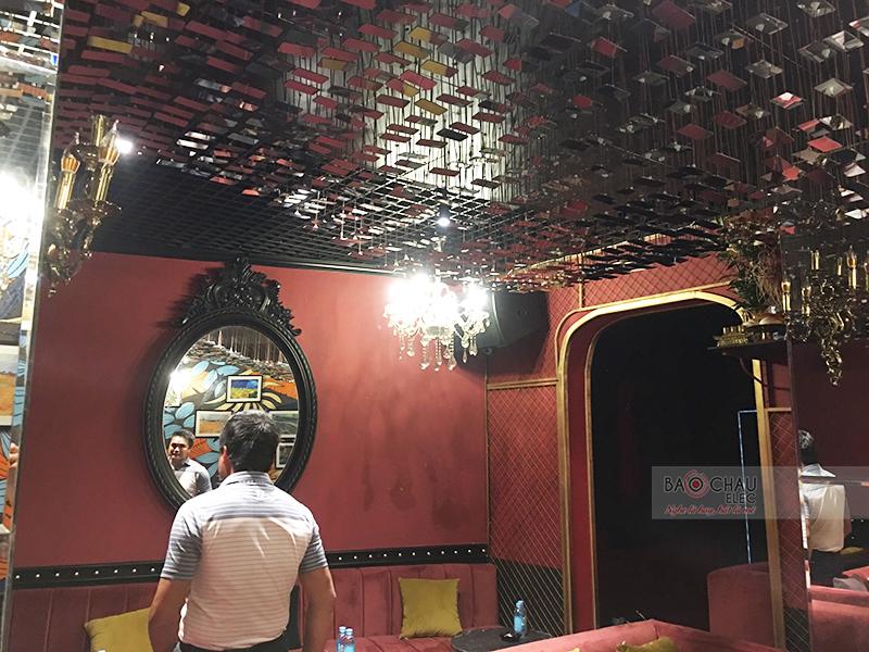 hệ thống âm thanh cho Quán bar Lugardecita tại Hà Nội h7