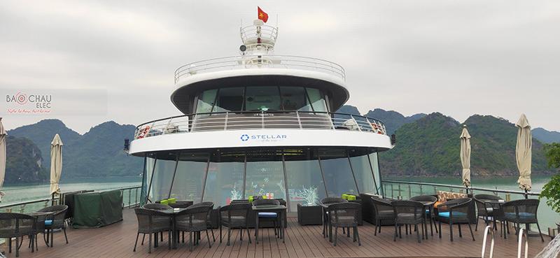 Hệ thống âm thanh du thuyền h5