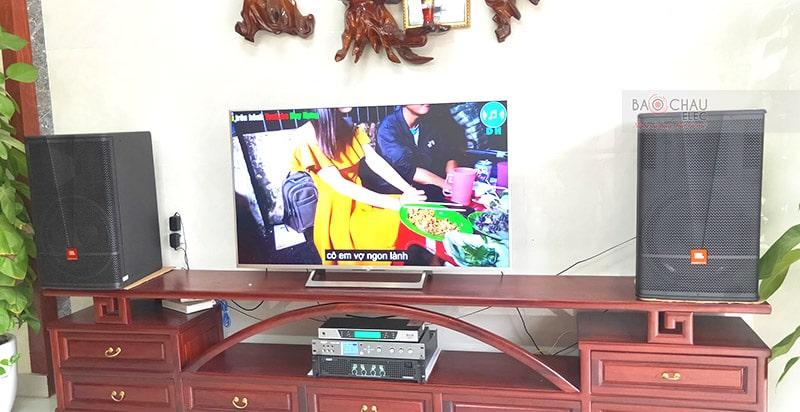 Dàn karaoke cao cấp của gia đình anh Lực h7