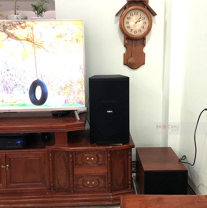 Dàn karaoke gia đình anh Hân ở Lạng Sơn h2