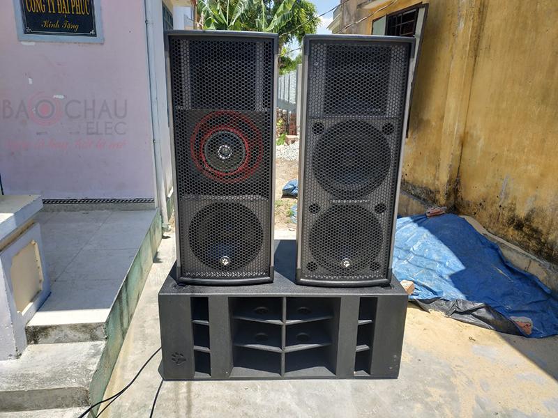 Lắp đặt bộ dàn karaoke kinh doanh cho anh Thảo tại Quảng Nam h13