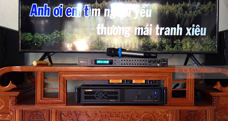 Dàn karaoke gia đình anh Thạch h3