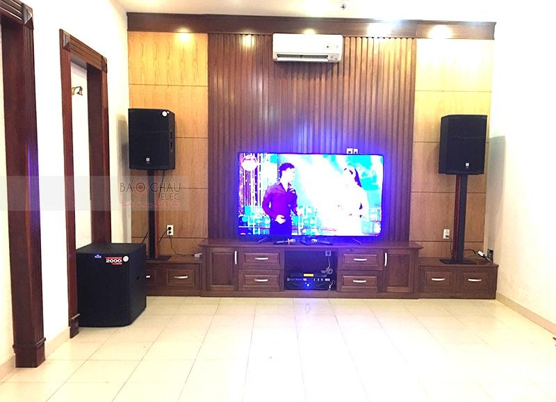 dàn karaoke gia đình cô Điệp ở Vũng Tàu h5