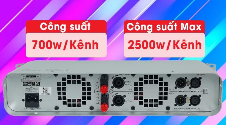 Cục đẩy SAE Duo700 chính hãng giá tốt