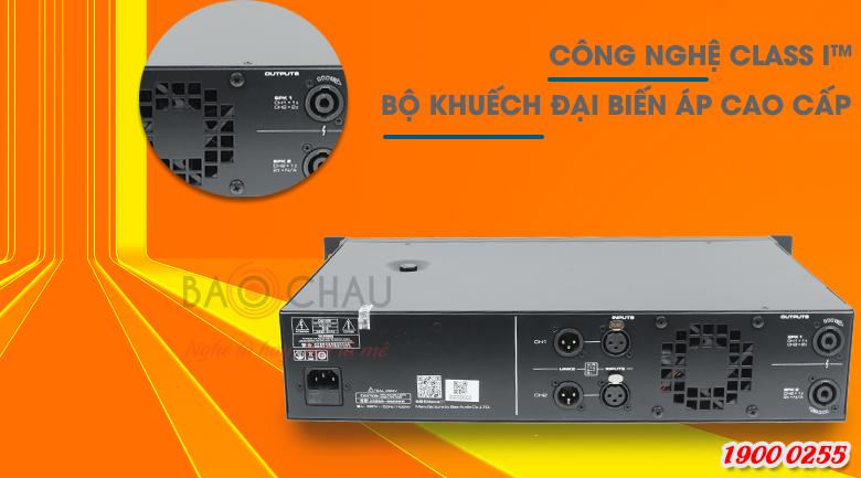 Cục đẩy công suất 2 kênh SAE PKM 6.5 chính hãng, giá rẻ