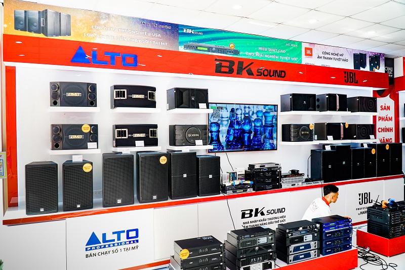 Bảo Châu bán thiết bị cục đẩy công suất giá rẻ tại Bình Dương