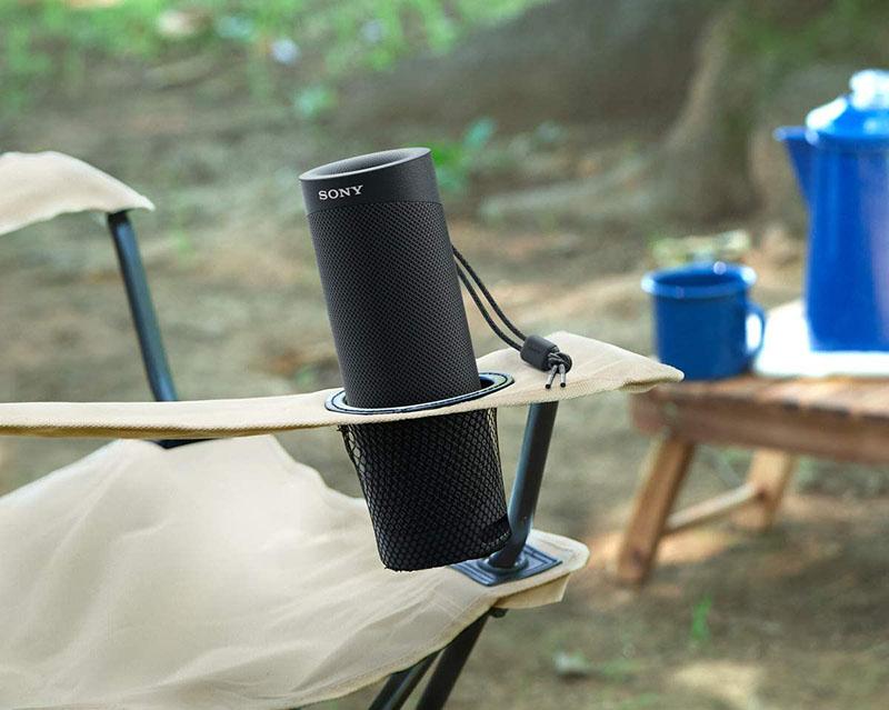 Loa bluetooth Sony SRS-XB23 sử dụng công nghệ Extra Bass
