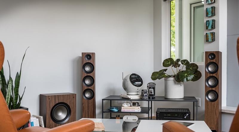 Bộ loa nghe nhạc thích hợp cho gia đình