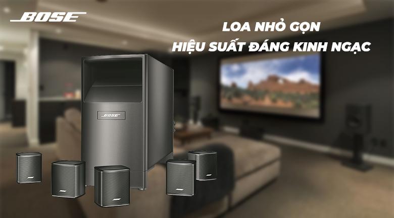 Loa Bose Acoustimass 6 Series V chính hãng giá tốt