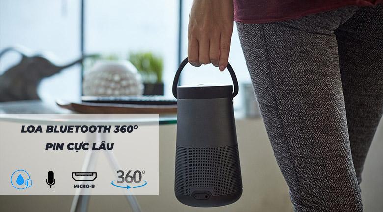 Loa di động Bose Soundlink Revolve Plus chính hãng tại Bảo Châu Elec