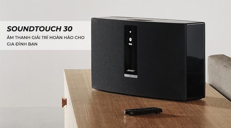 Loa Bose Soundtouch 30 Series III chính hãng, giá rẻ