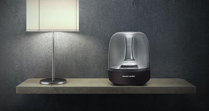 Loa Bluetooth Harman Kardon Aura Studio 2 kết nối thông minh