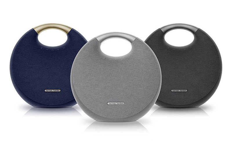 Loa Bluetooth Harman Kardon Onyx Studio 6 với 3 phiên bản màu sắc dễ dàng lựa chọn