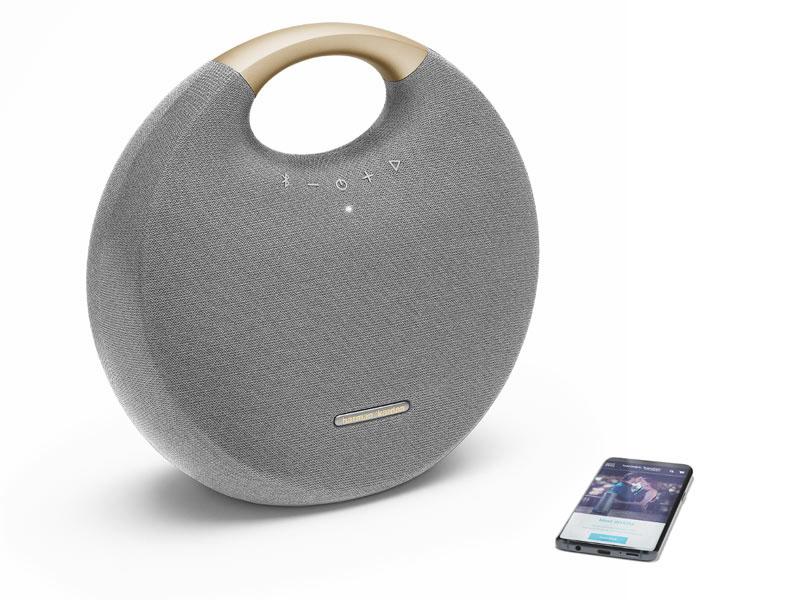 Loa Bluetooth Harman Kardon Onyx Studio 6 kết nối không dây dễ dàng