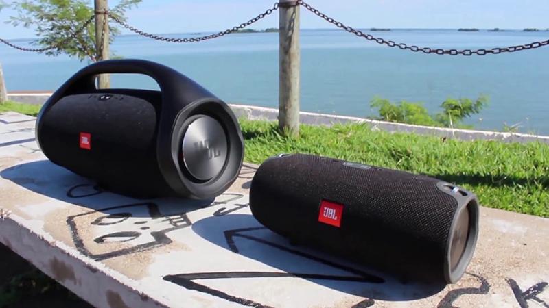 Loa Bluetooth JBL Boombox 2 khả năng kết nối dễ dàng, độ tương thích cao