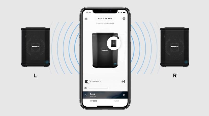 Khả năng kết nối bluetooth không dây