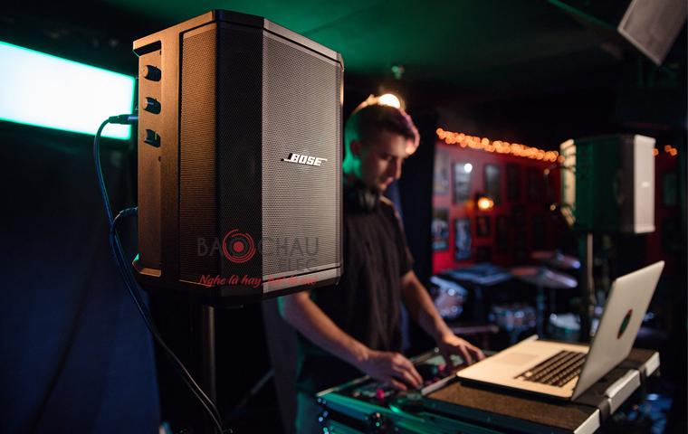 Loa Bose S1 Pro áp dụng công nghệ hiện đại
