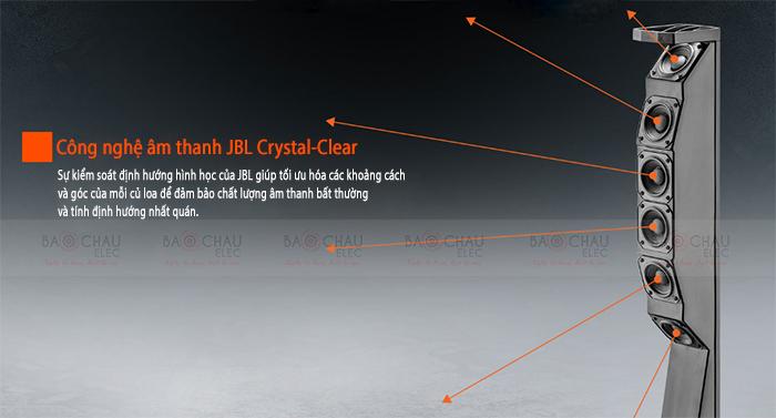 loa JBL EON ONE áp dụng công nghệ âm thanh