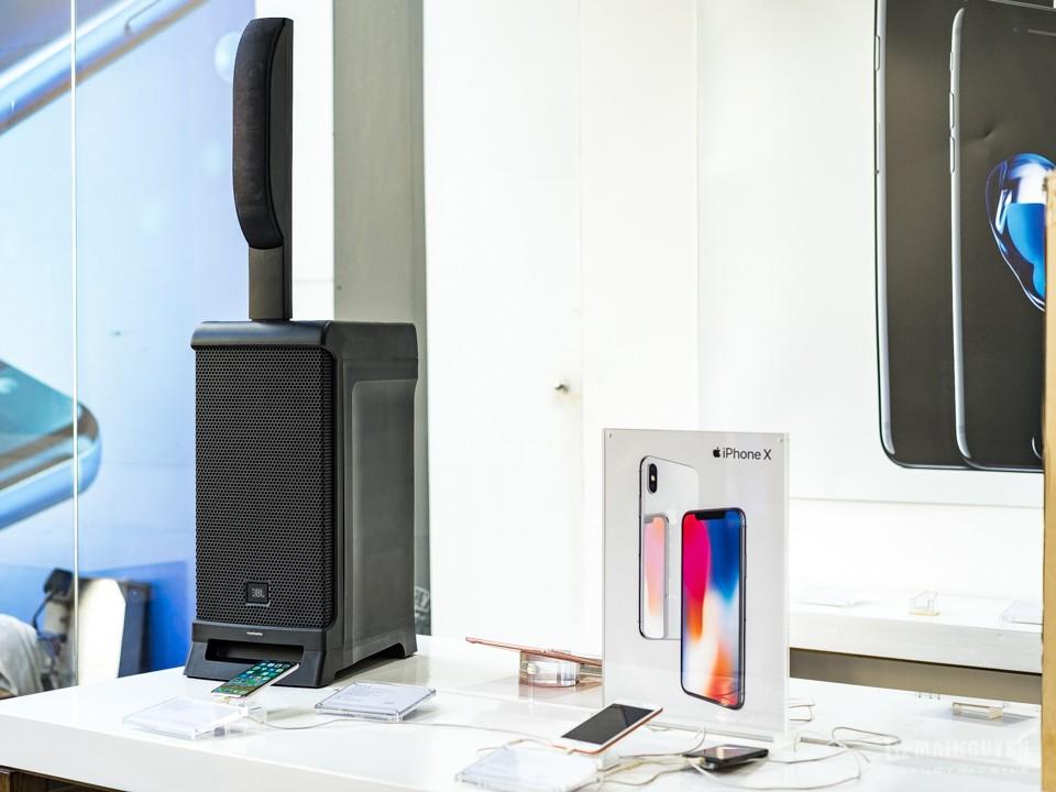 loa JBL Eon One Pro tương thích với nhiều thiết bị