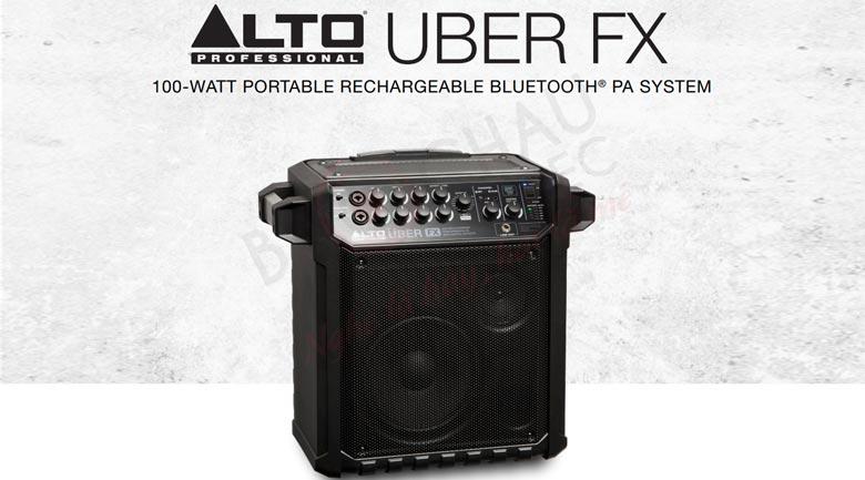 loa kéo di động Alto Uber FX chính hãng, giá tốt