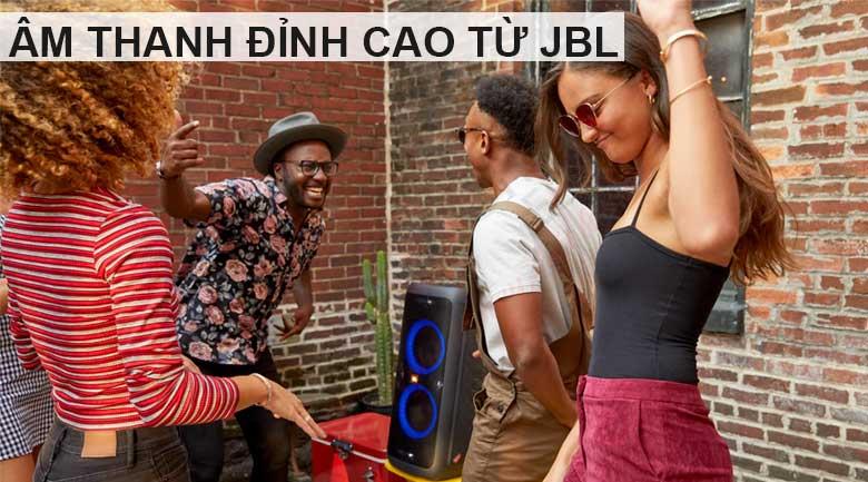 Loa JBL Party Box cho âm thanh đỉnh cao