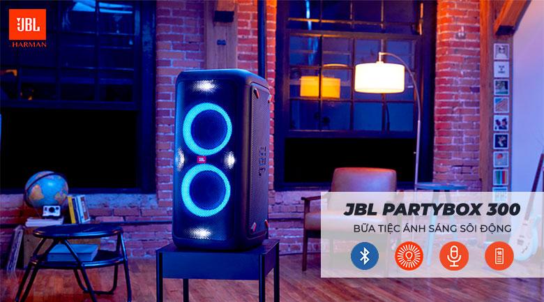 Loa JBL Party Box chính hãng