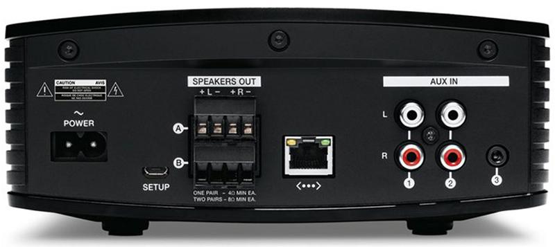 Bộ khuếch đại Bose SoundTouch SA-5 kết nối dễ dàng