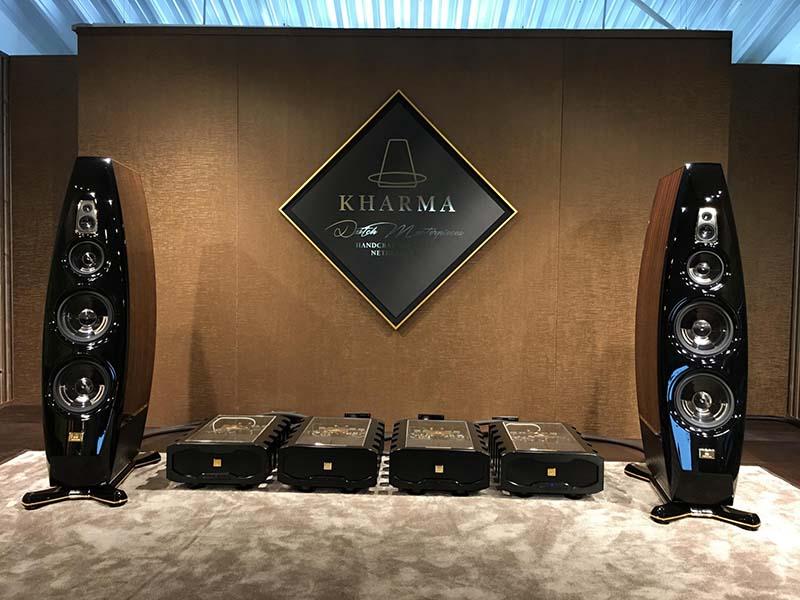 Loa Kharma Enigma Veyron EV4