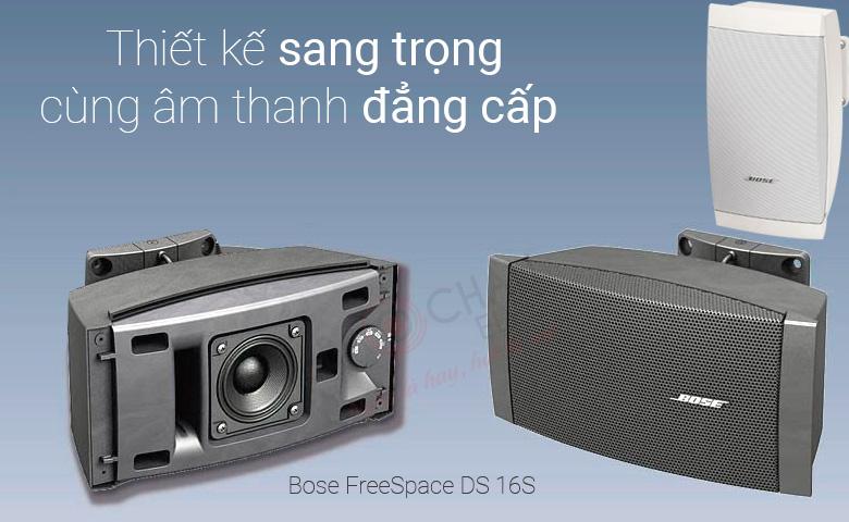 Bose FreeSpace DS 16S Thiết kế sang trọng cùng âm thanh đẳng cấp