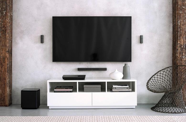 Loa Bose Lifestyle 650 (đen) nghe nhạc cực đã