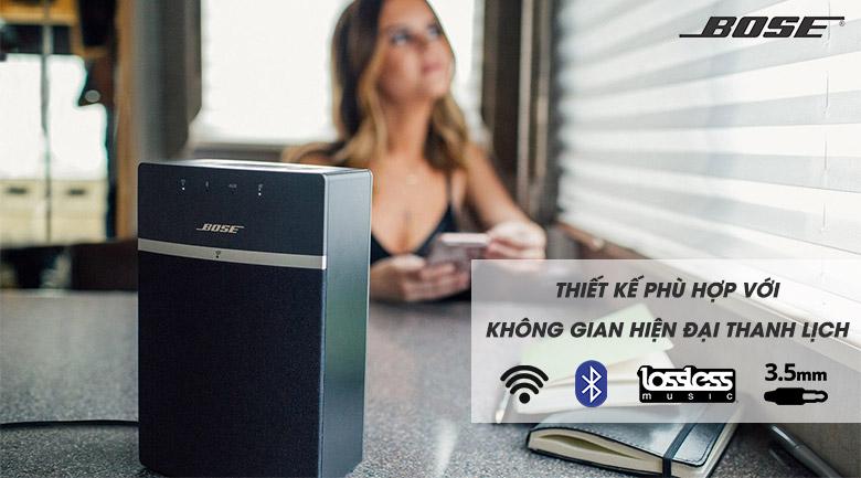 Loa không dây Bose SoundTouch 10 giá tốt tại Bảo Châu elec