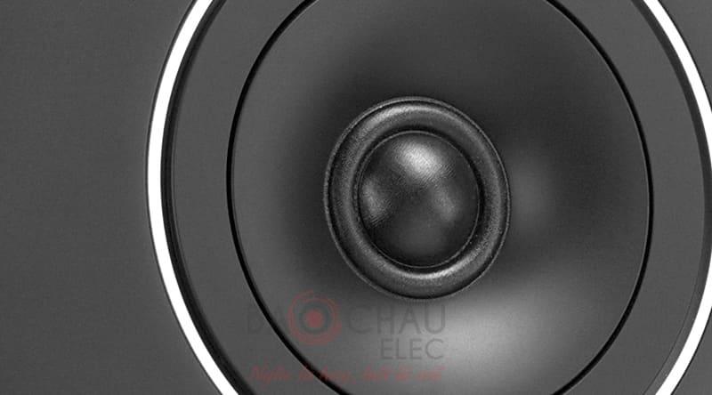 Loa Jamo C103 WAL VENEER/HGW với củ treble có thể đáp ứng dải tần lên đến 27kHz