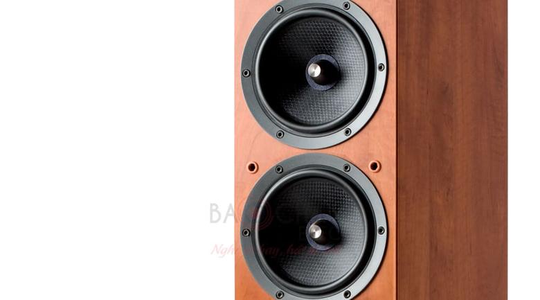 Loa Jamo C605 là hệ thống 3 loa, 3 đường tiếng