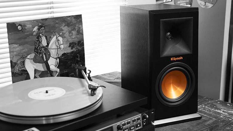 Loa nghe nhạc Klipsch RP 160M chính hãng, giá tốt