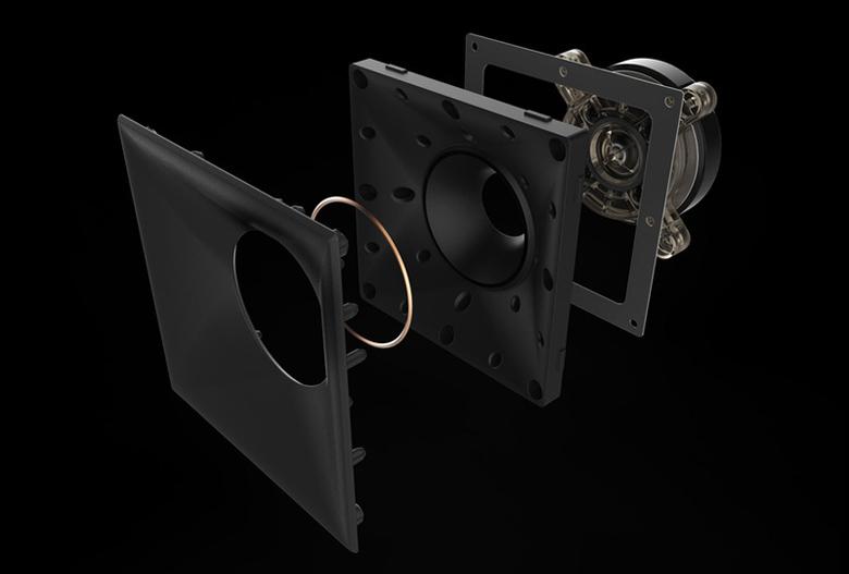 Loa Klipsch RP-4000F trang bị loa treble có kết cấu hiện đại