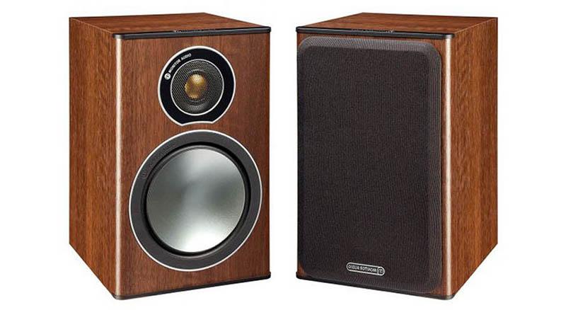 Loa Monitor Audio Bronze 1 thiết kế hiện đại, đẹp mắt