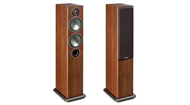 Loa Monitor Audio Bronze 5 phối ghép dễ dàng