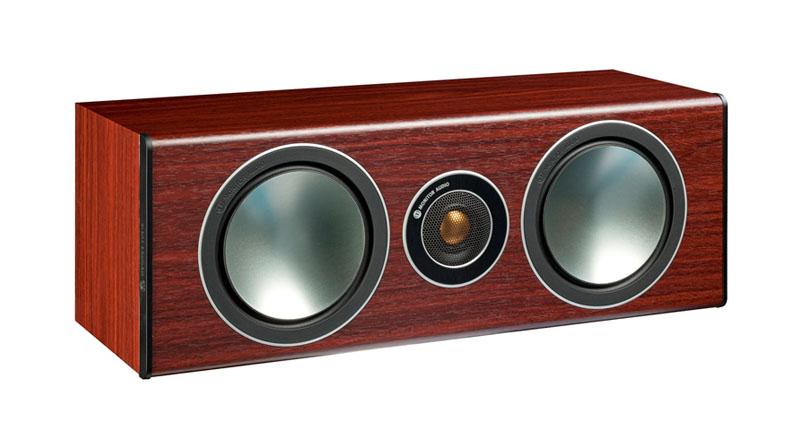 Loa Monitor Audio Bronze Center chính hãng giá rẻ