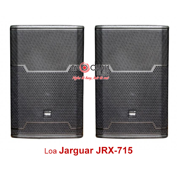 Loa sân khấu Jarrguar JRX 715 công suất lớn, tiện lợi, giá rẻ