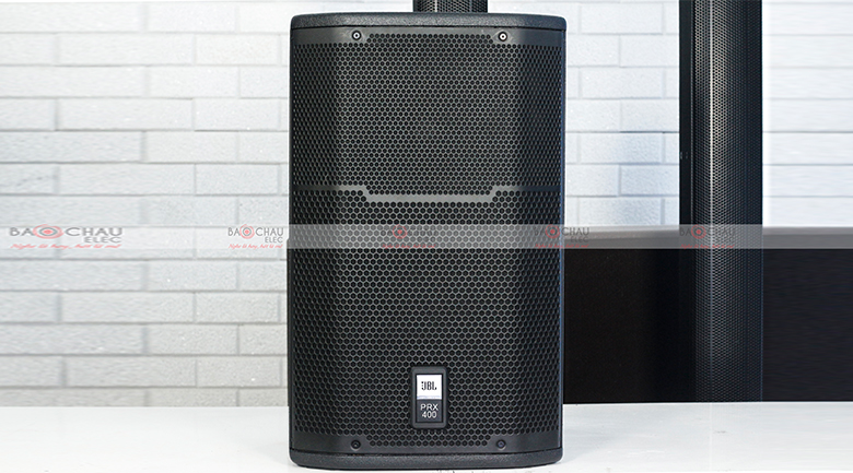 Loa JBL PRX 415M dễ dàng phối ghép